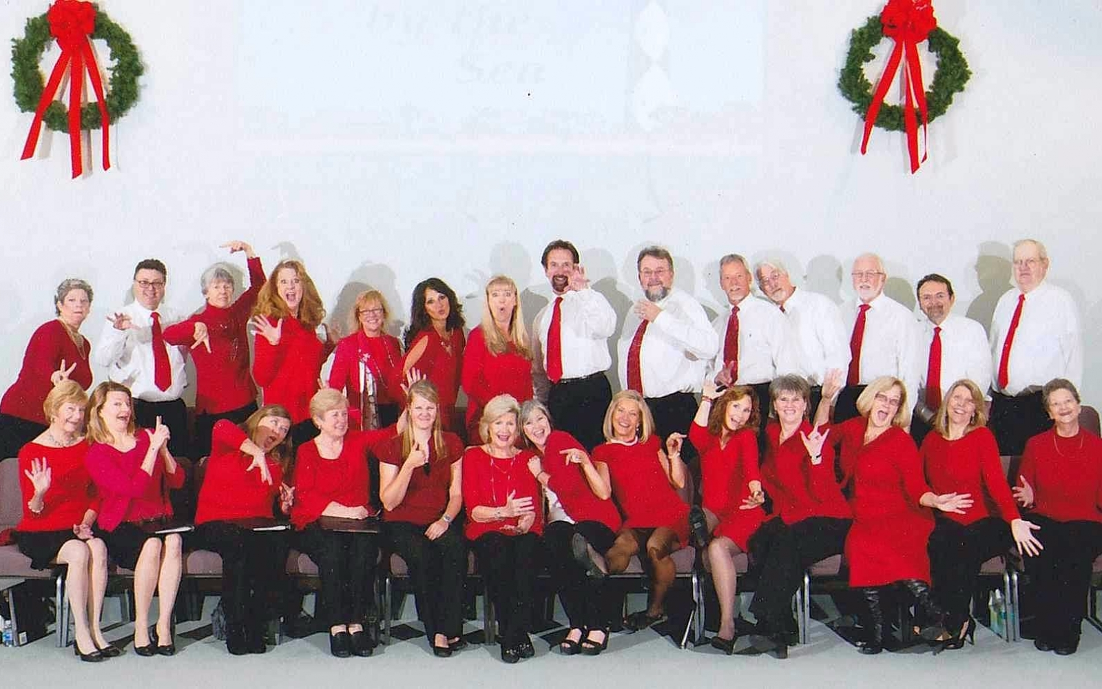 christmas 2015 crazy choir